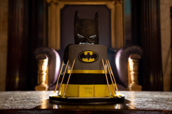 Bat-cake