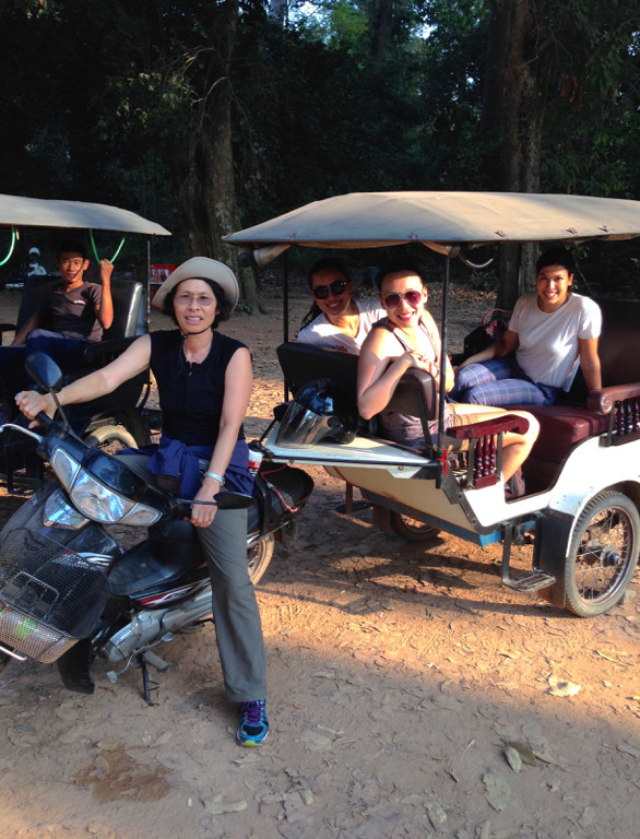 Trip to Angkor Wat