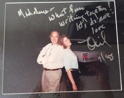 Madeline Stone & Neil Diamond