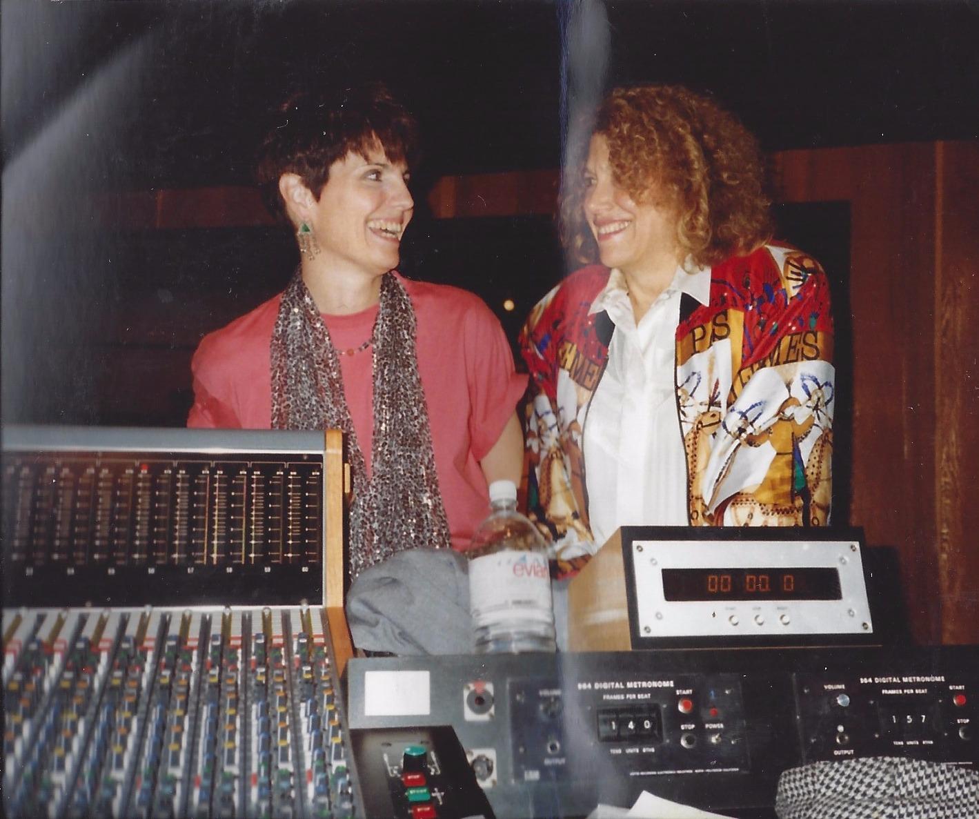 Madeline Stone & Lucie Arnaz