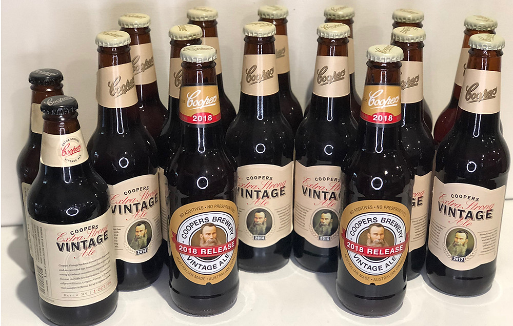 Coopers Vintage Ale Stash
