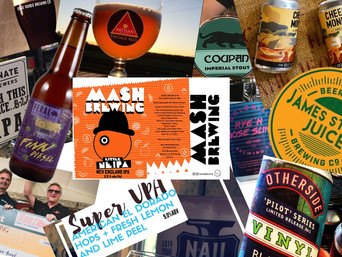 WA's best dozen new beers for 2017