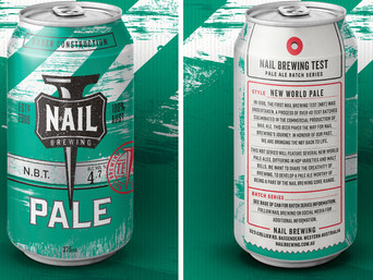 Nail want Pale beer drinkers to be green with envy