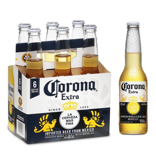 Corona and The Sip Footy Beer Guide