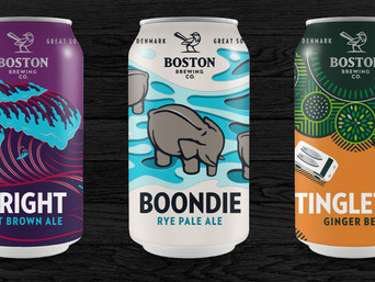 Boondie bounds into Boston's beer cans