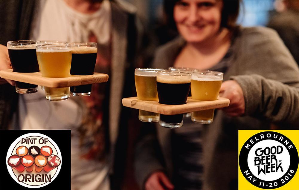 Good Beer Week 2018. The Sip Beer
