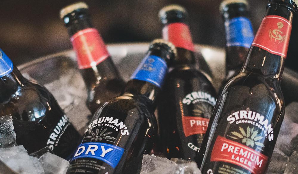Struman's Organic Beer The Sip