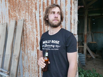 One-man band backing Molly Rose beer plan