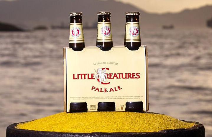 Little Creatures Pale Ale. The Sip