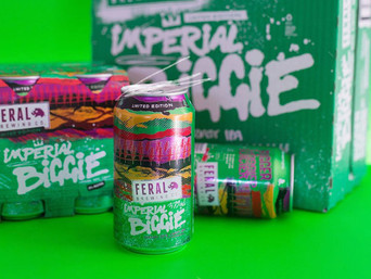 How Feral's Biggie beer got a little bit bigger
