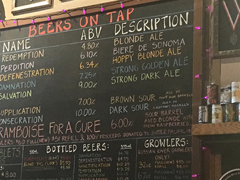 Tapping the secret of craft beer