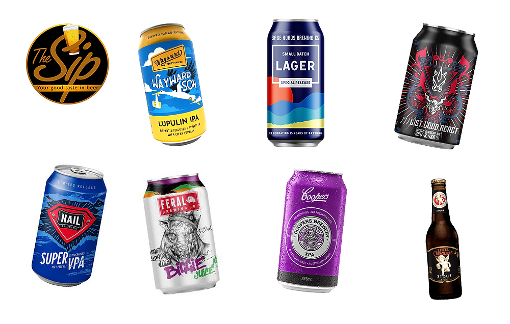 The Sip's Beers of 2019