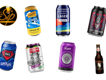 The Sip's Top Dozen Australian Beers of 2019