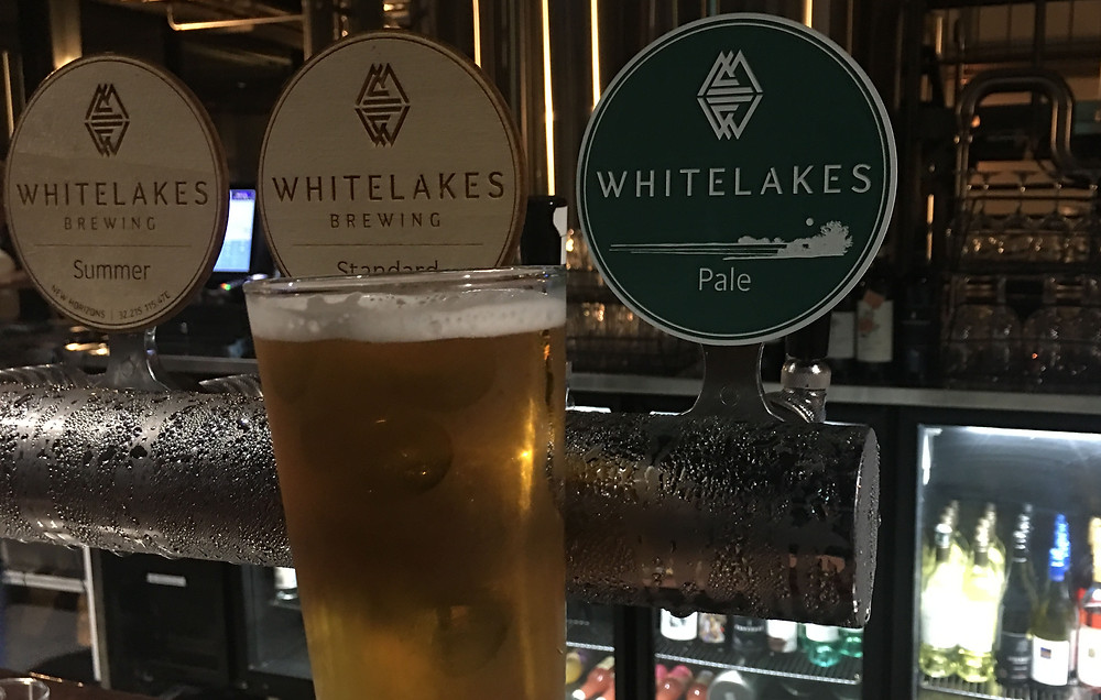 White Lakes Brewing The Sip