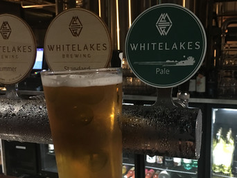Pale gale blows over White Lakes Brewing