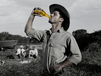 Breweries' blokey battle in beer marketing war