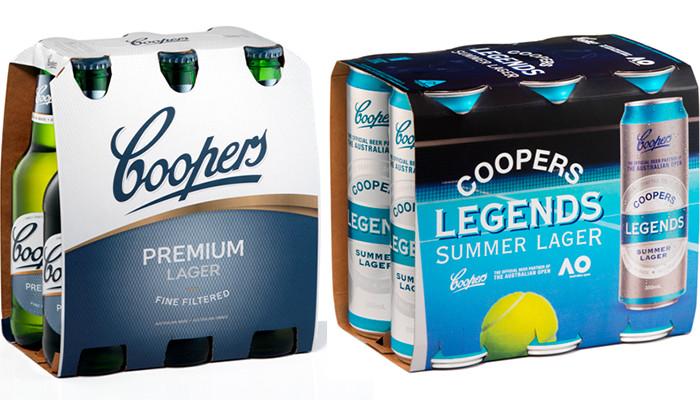 Coopers Beer at Australian Open Tennis The Sip