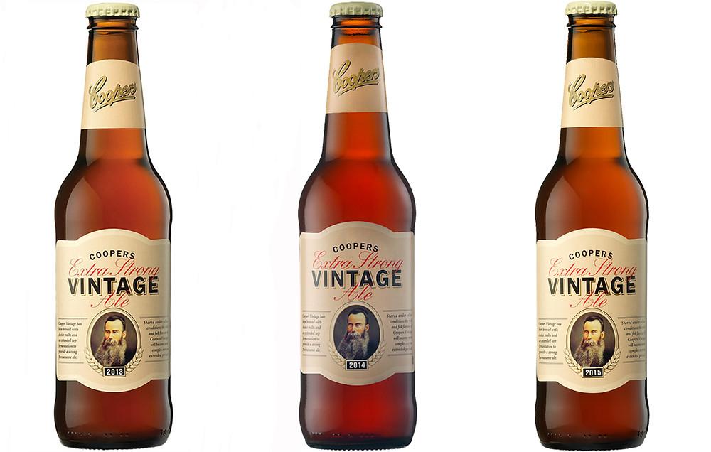 Coopers Vintage Ale 2013-15