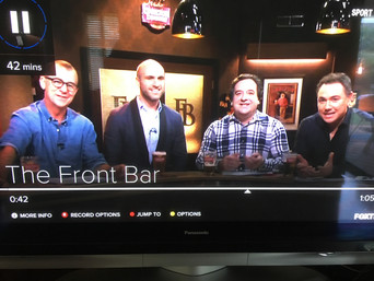 AFL ace caught up in TV beer 'Frothgate'