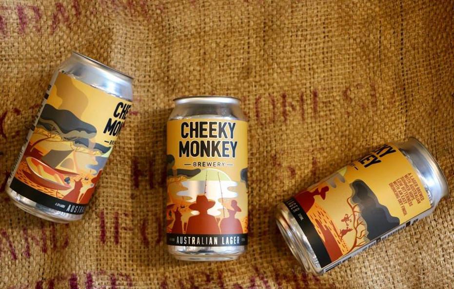 Cheeky Monkey Australian Lager