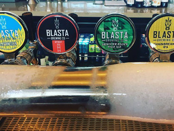 Blasta from the past heralds bright beer future