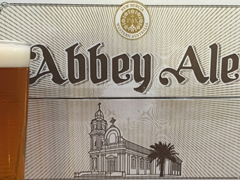 Monks give blessing to Mash's Abbey Ale