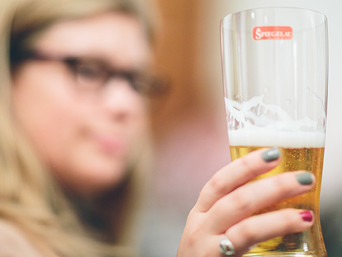 BEER SURVEY HAS A GENDER LESSON