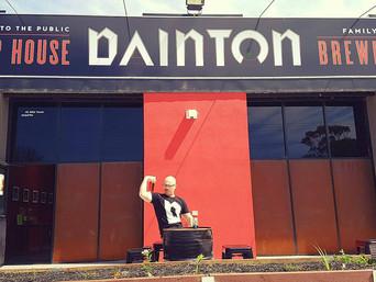 Dainton scores Aussie craft beer gong