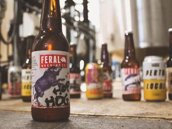 No bad taste in Feral's big beer deal