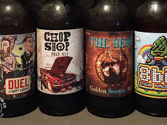 STOCKADE LOCKS IN TOP BEER RANGE