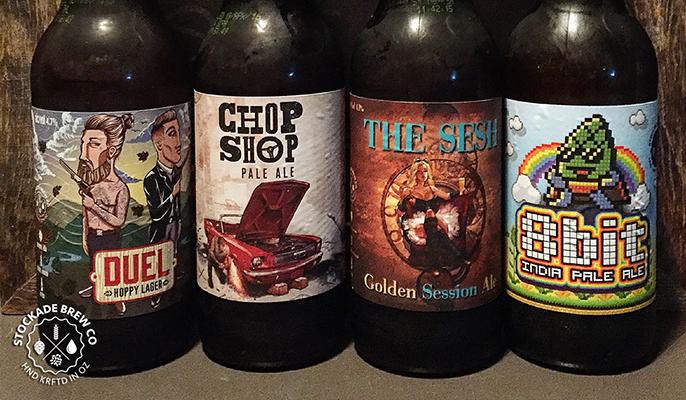 Stockade Brewing The Sip