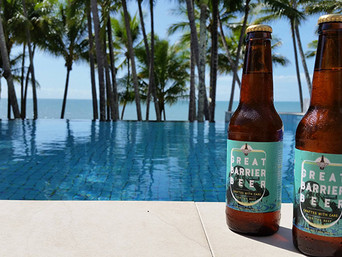 CAUSE NO BARRIER FOR REEF BEER