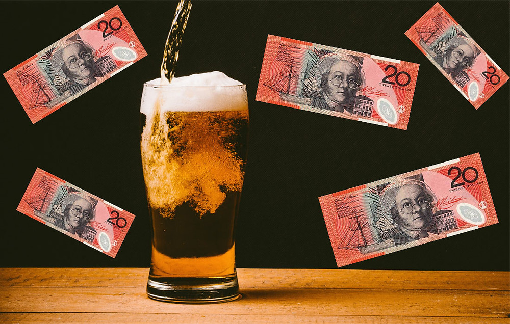 The Sip talks $20 pints
