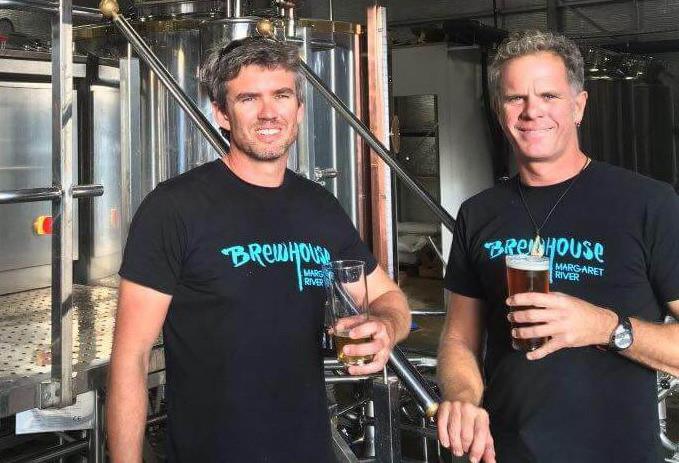 Margaret River Brewhouse. The Sip Beer