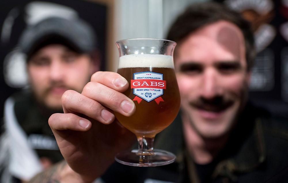GABS Festival. The Sip Beer