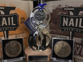 Red and Stout hammer in Nail award win