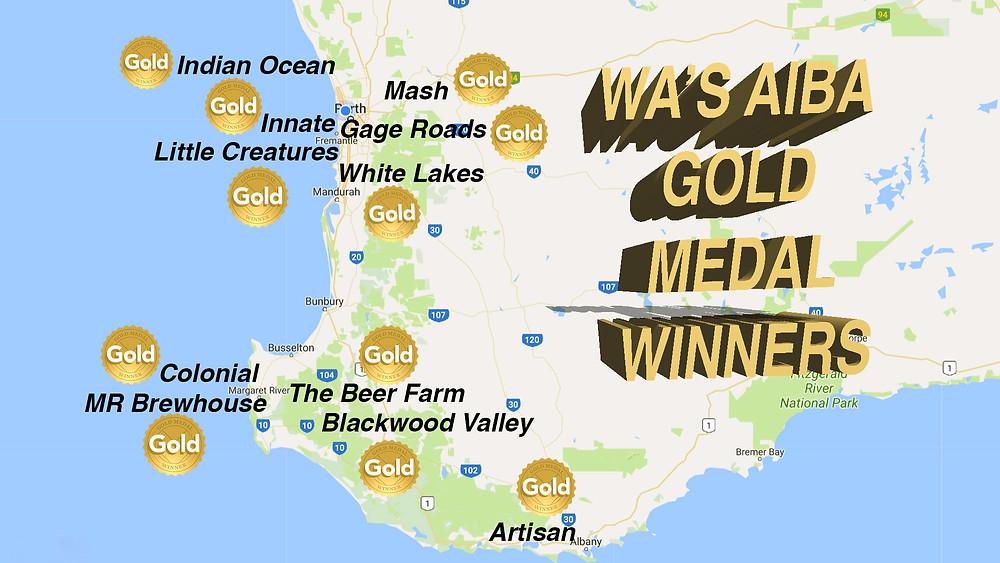 Perth Royal Beer Show Awards. The Sip Beer