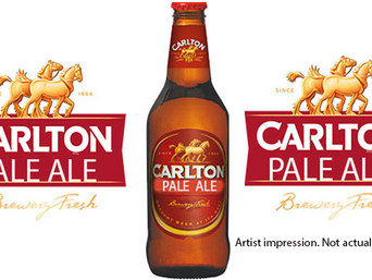 CUB call up Carlton Pale Ale for footy finals