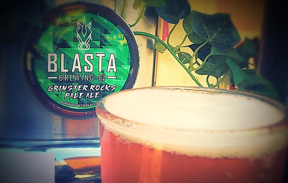 Blasta Brewing.