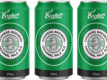 Plenty of WA support for Coopers' brews
