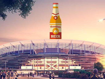 Perth Stadium needs new crafty beer deal