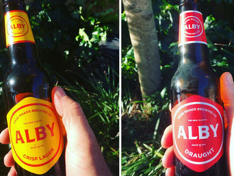 Alby on the brew menu for new Perth Stadium