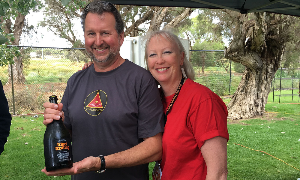 WA Beer: Artisan Brewing wins SWCBF gong. The Sip.