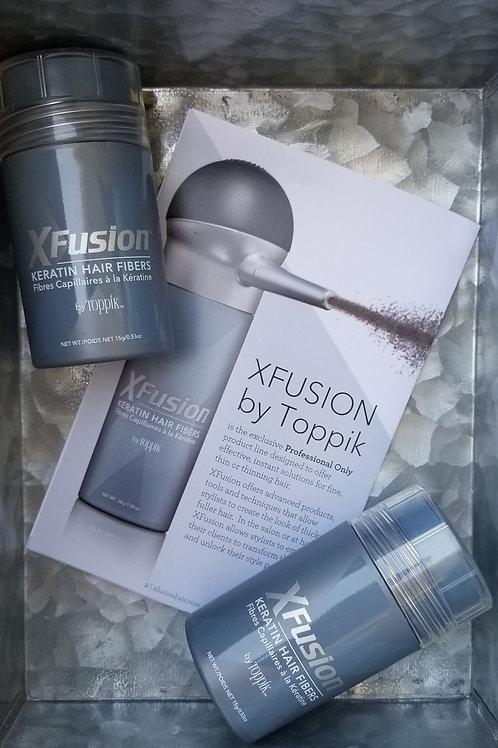 X Fusion Hair Fibers
