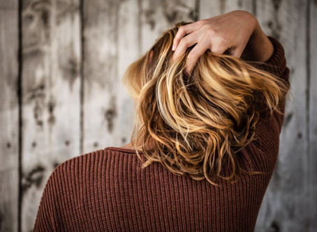 What helps Dry Scalp?