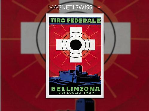Tiro Federale 1929 - Bellinzona