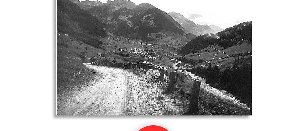 Via delle Genti, Airolo anno 1929 c.a.