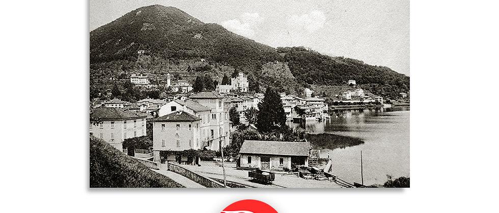 Ponte Tresa anno 1930 c.a.