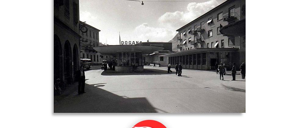 Chiasso dogana anno 1955 c.a.