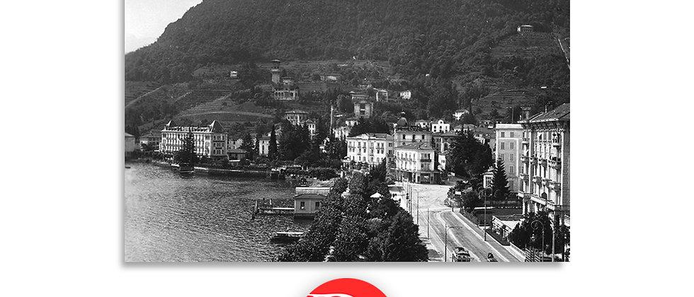 Lugano Paradiso anno 1950 c.a.